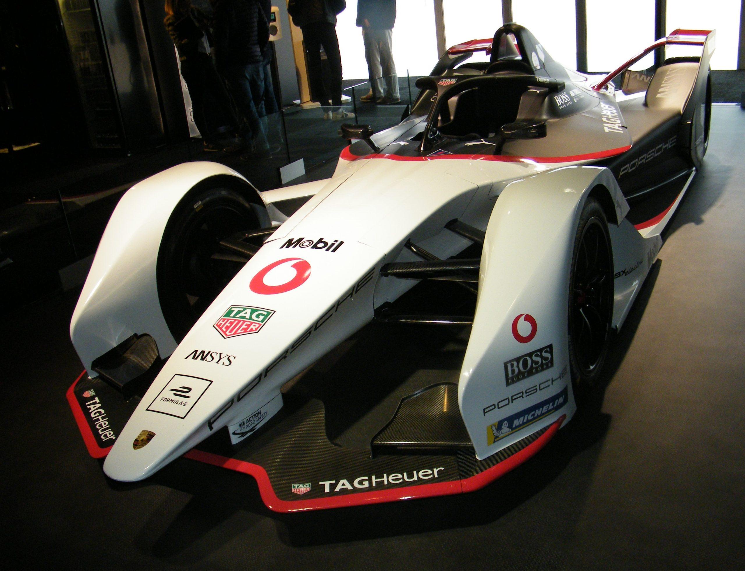 Het nieuwe formule E kampioenschap