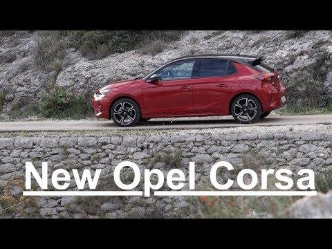 Video Opel Corsa 2020