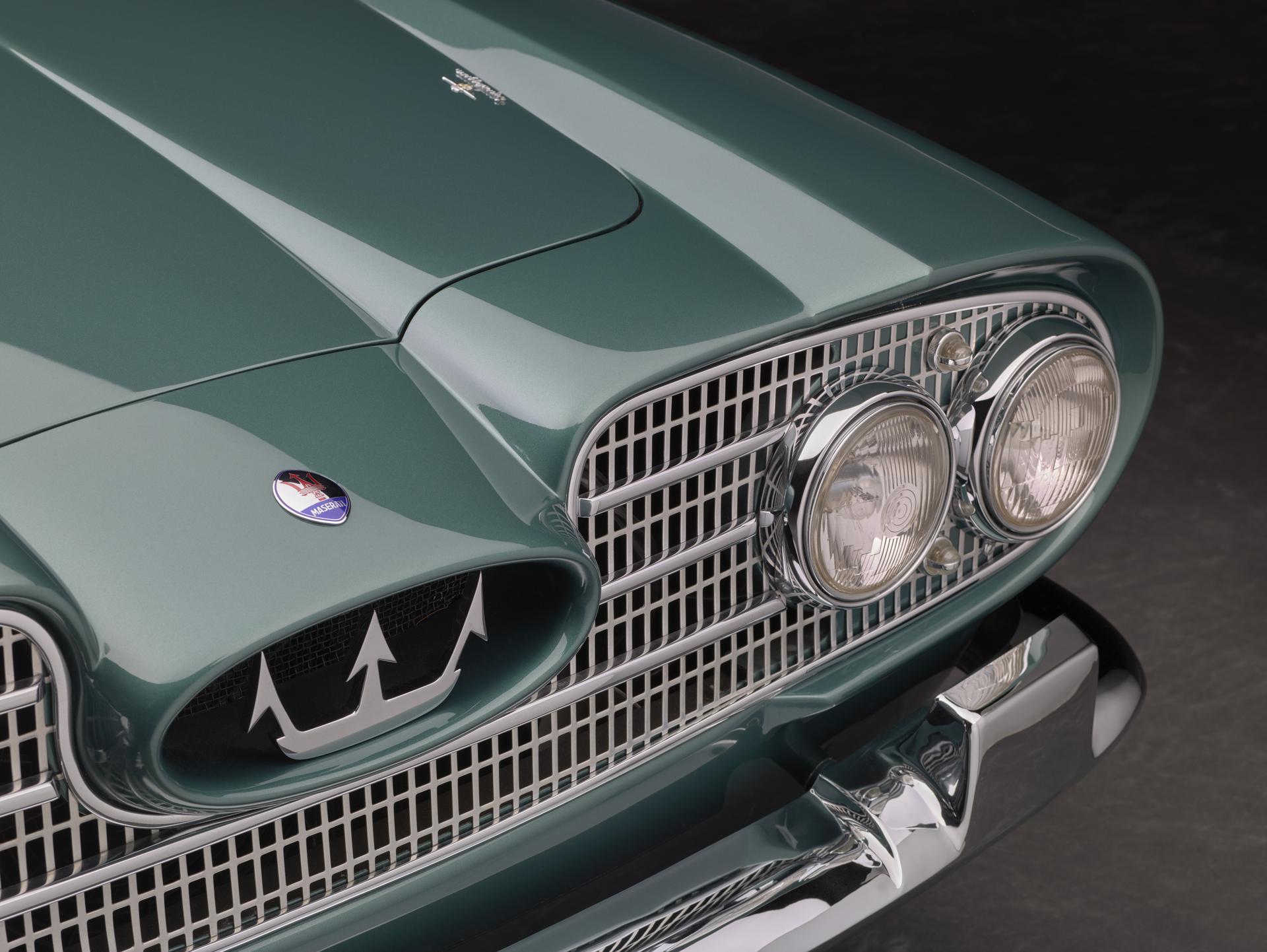 Maserati viert de 60e verjaardag van de 5000 GT 2+2