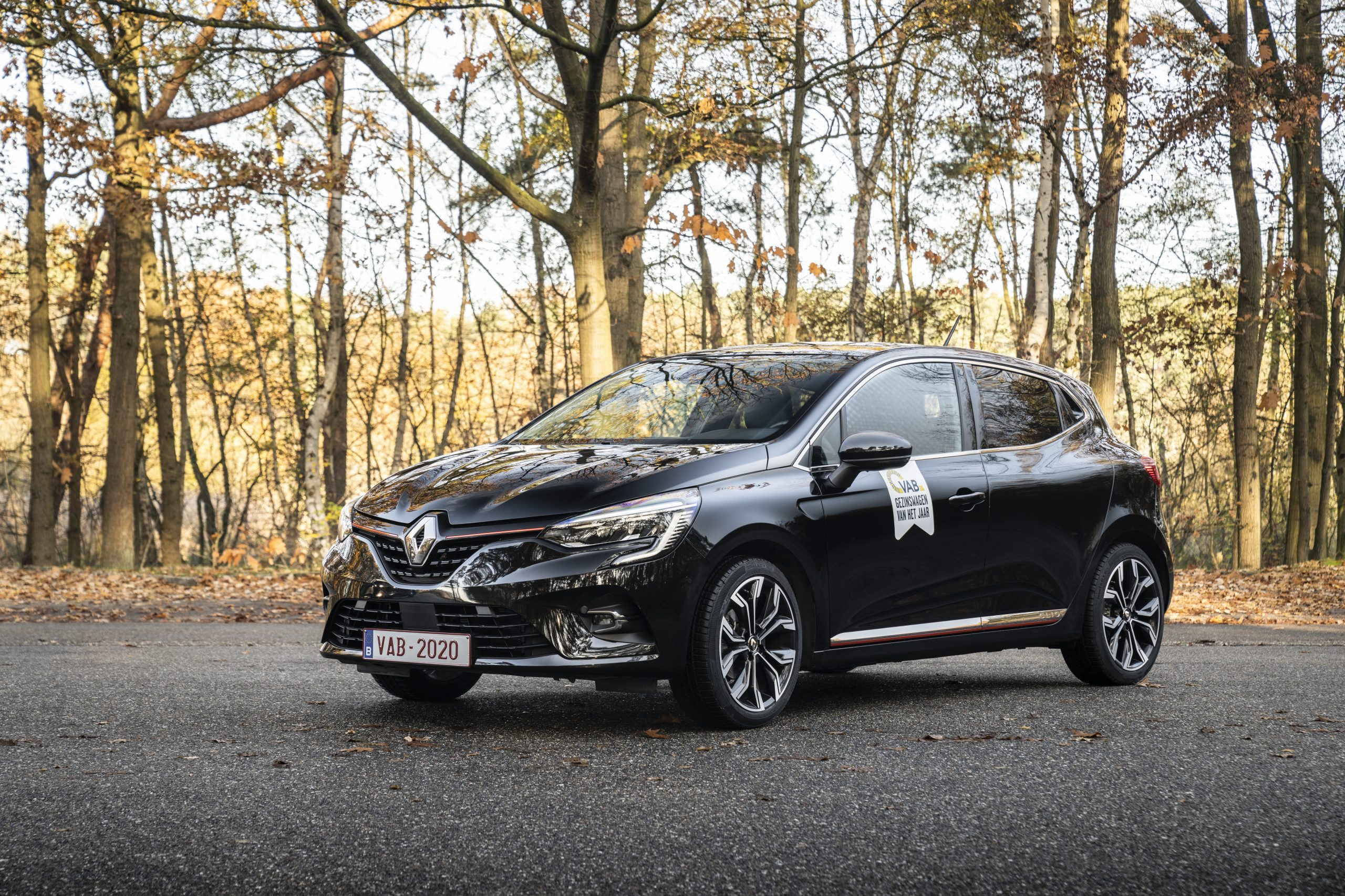 Nieuwe Renault Clio, VAB-Gezinswagen van het Jaar 2020