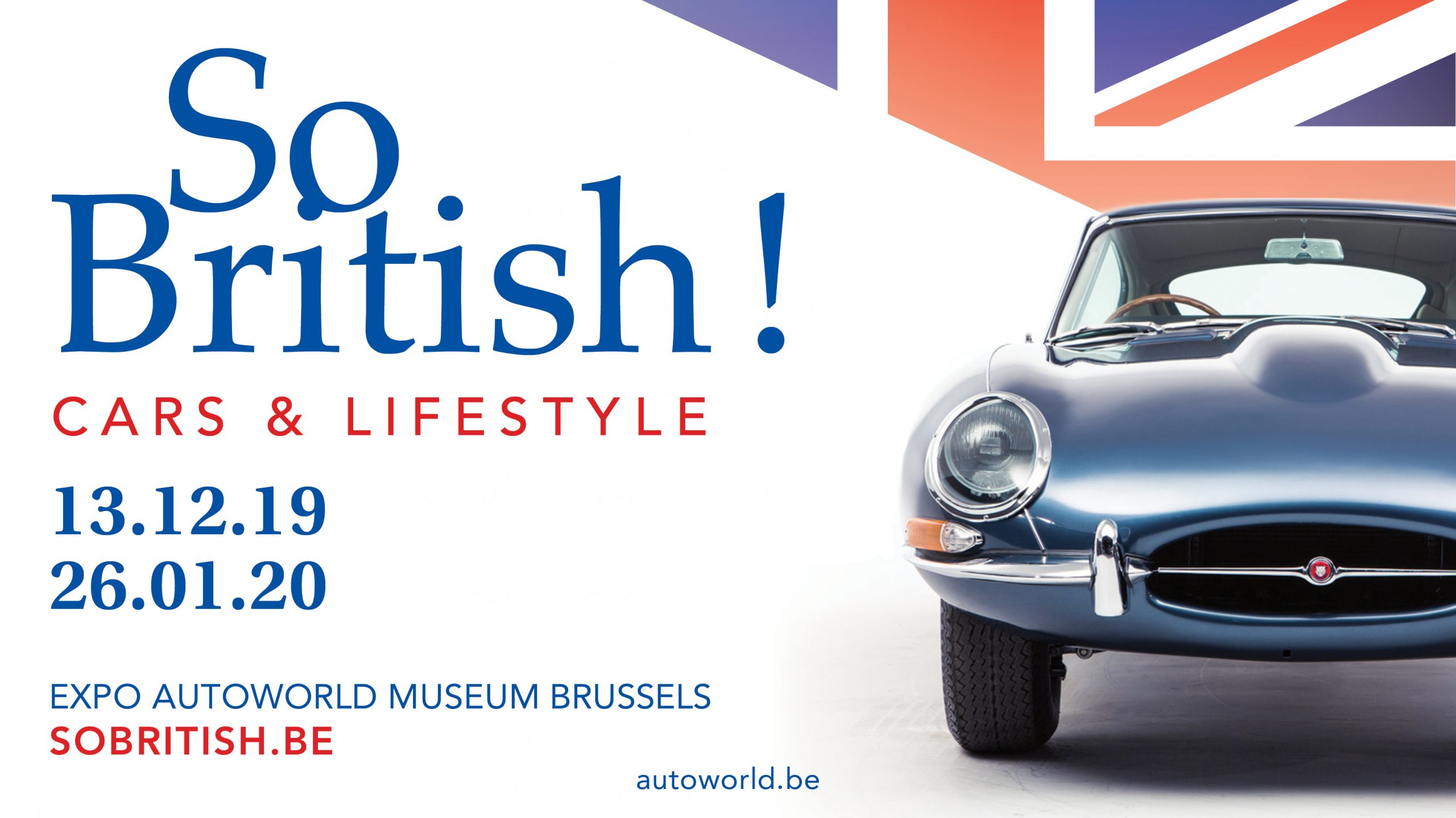 So British! So beautiful!