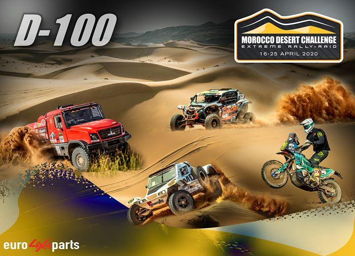 Marrocco Desert Challenge