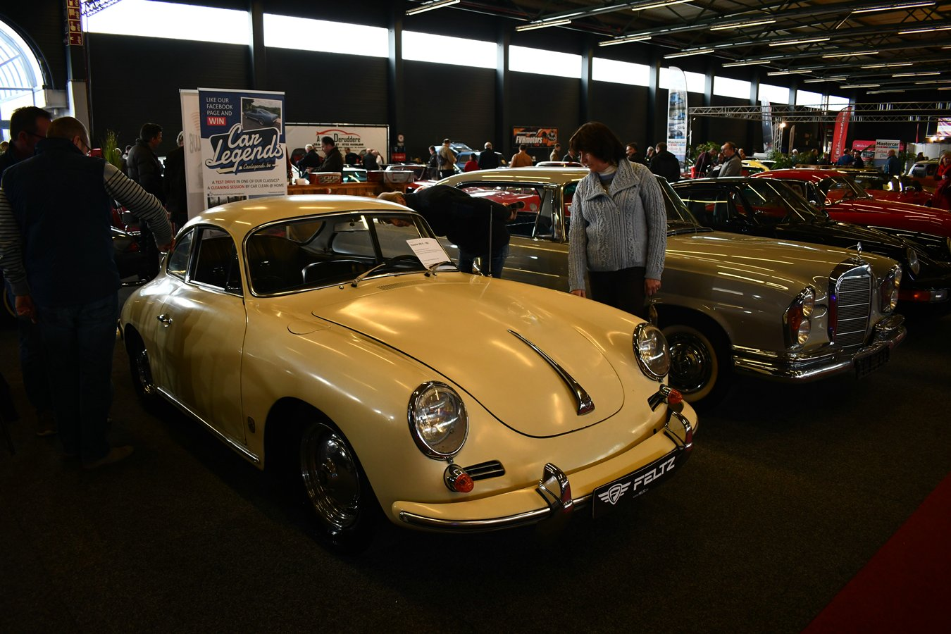 Porsche Flanders collection Gent 2020