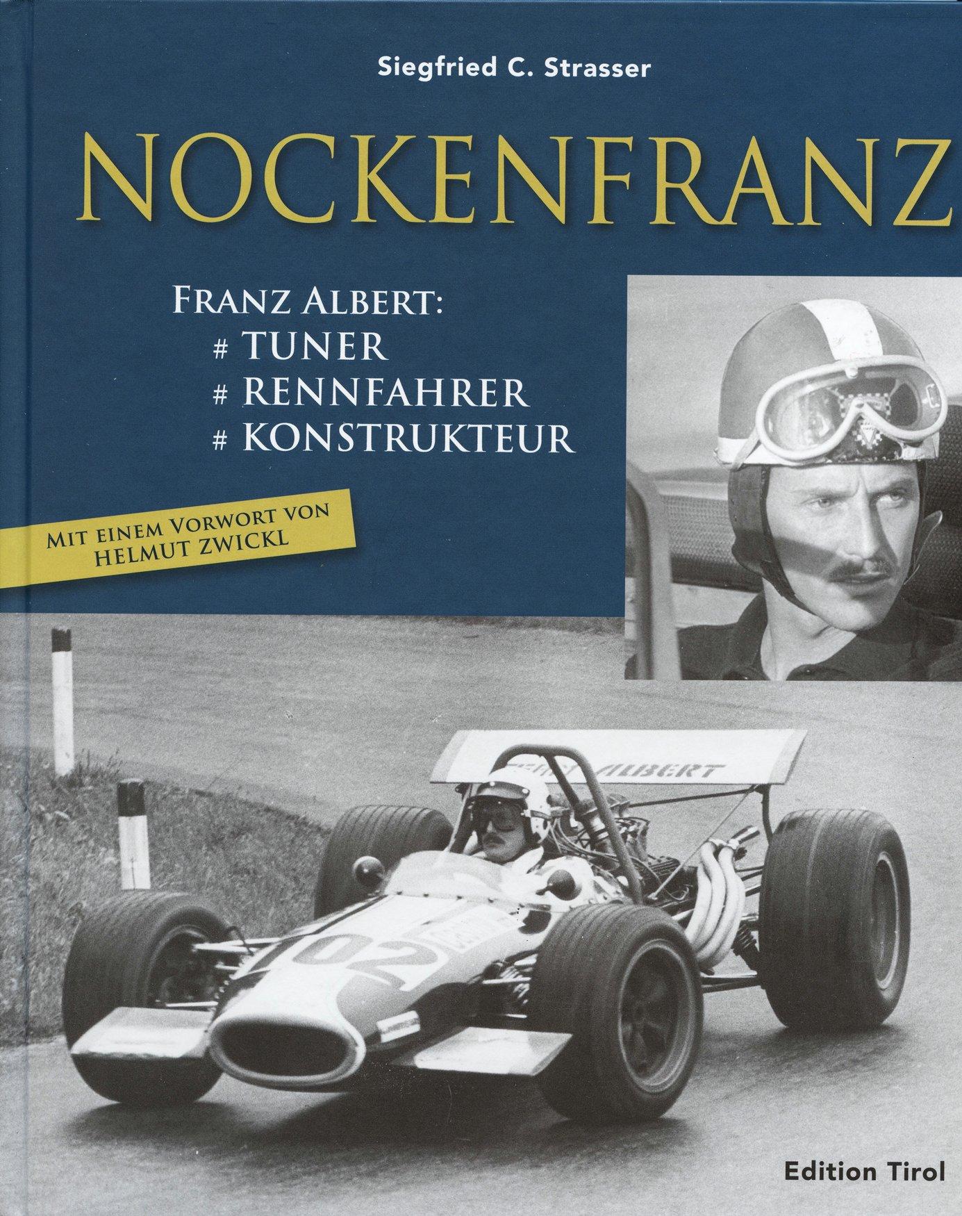 Boekbesprekingen  Otto Mathé   &  Franz Albert ( Edition Tirol)