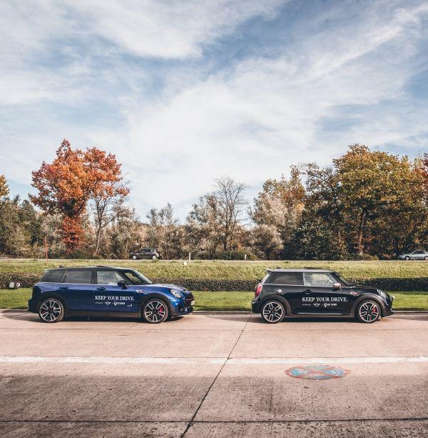 Get Driven en MINI kruipen achter het stuurwiel voor de Belgische horeca.