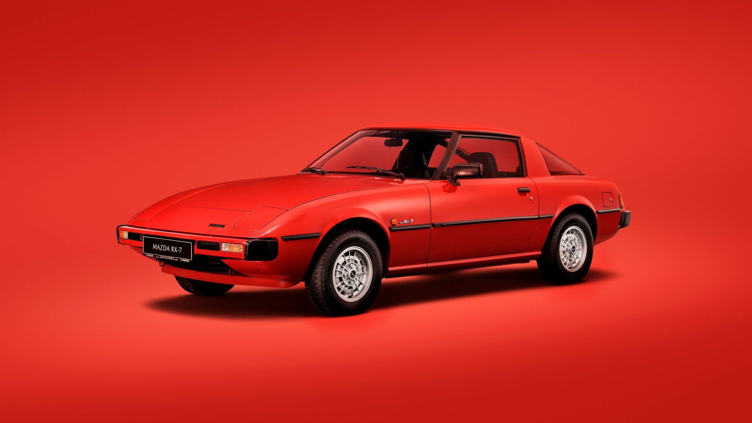Mazda RX-7: rijplezier met wankelmotor
