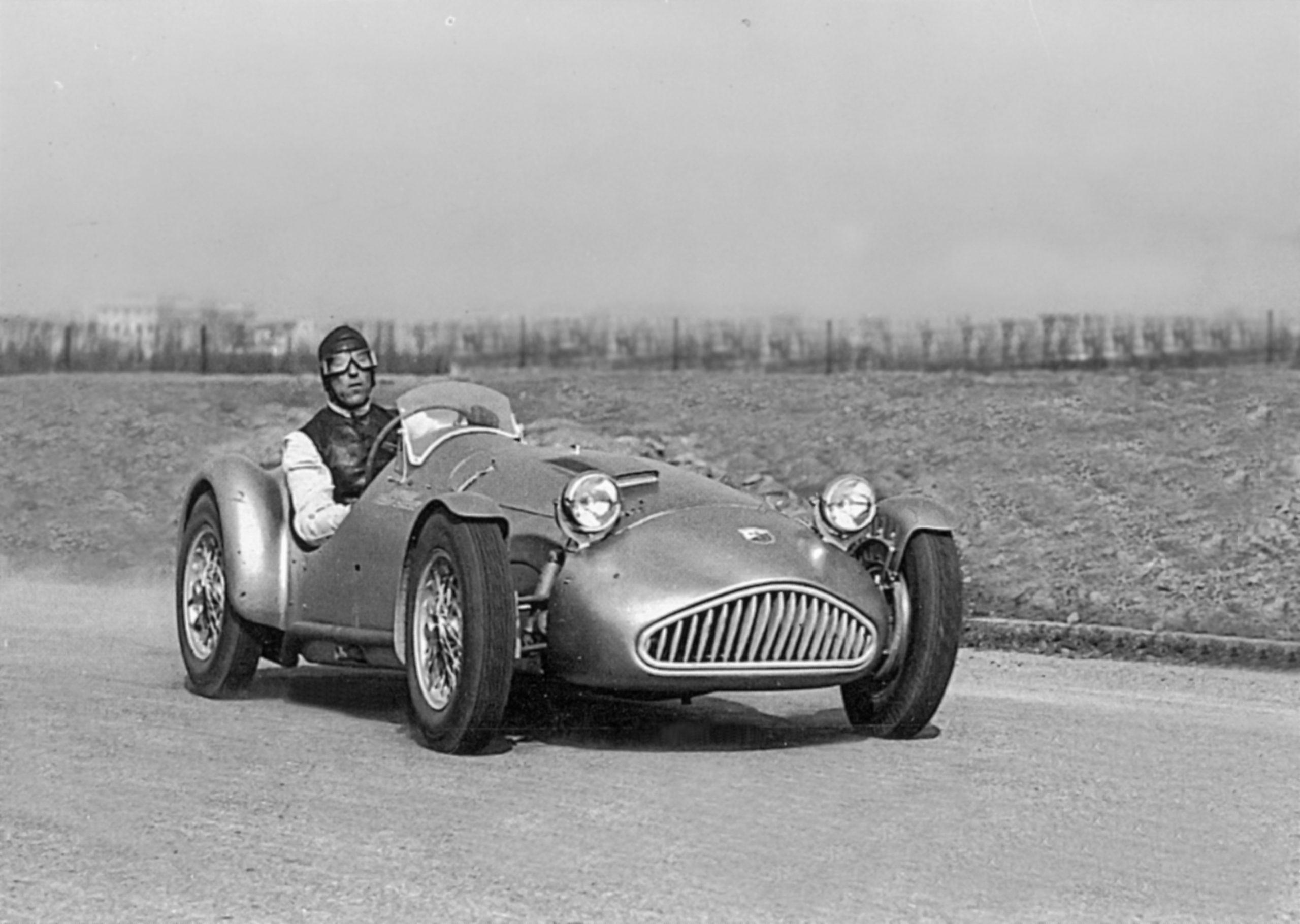 Met de overwinning van Tazio Nuvolari, nu 70 jaar geleden, was de legende van de Schorpioen geboren