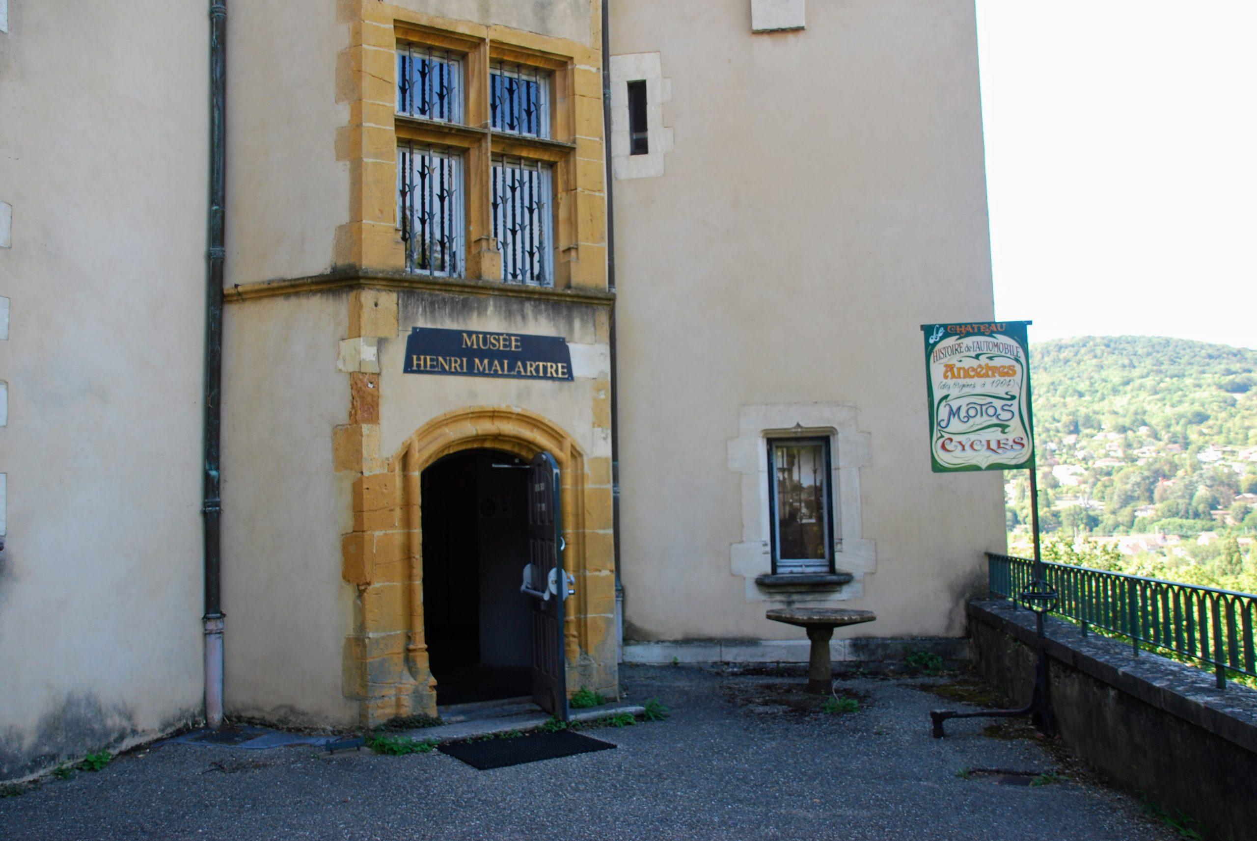 Le Musée  Henri Malartre  France