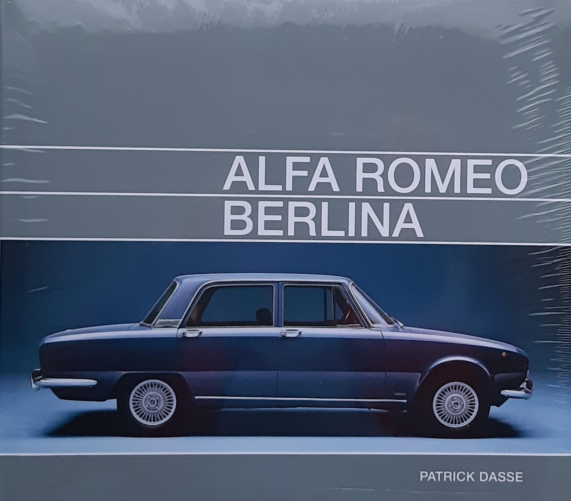Alfa Romeo Berlina.