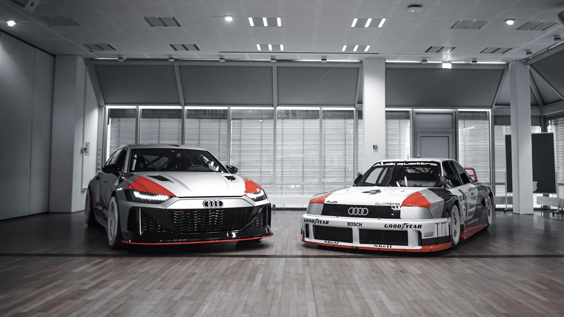Audi RS6 GTO.