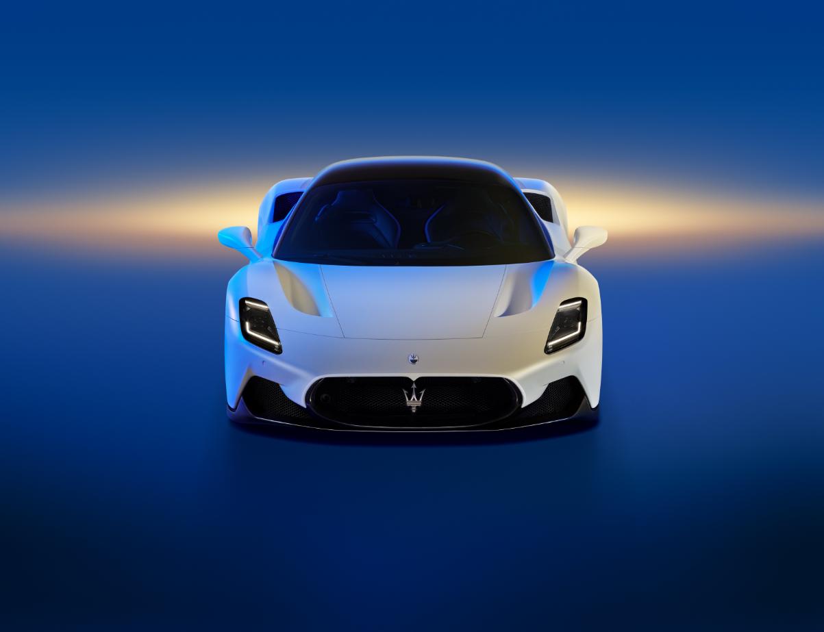 Maserati viert 106-jarig bestaan