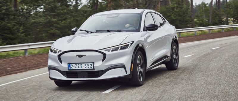 Nieuwe Ford-producten in 2021 en Salon 2021