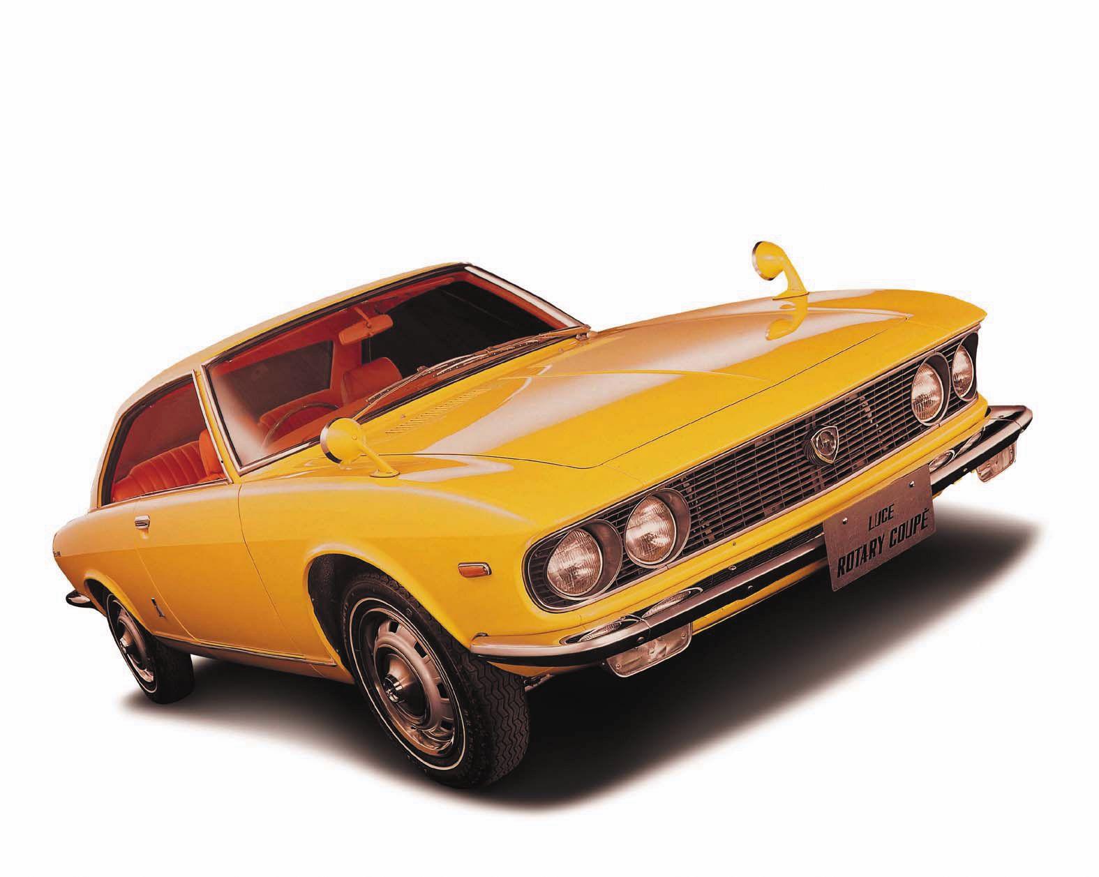 Mazda-coupés: Zestig jaar visionair design en rijplezier