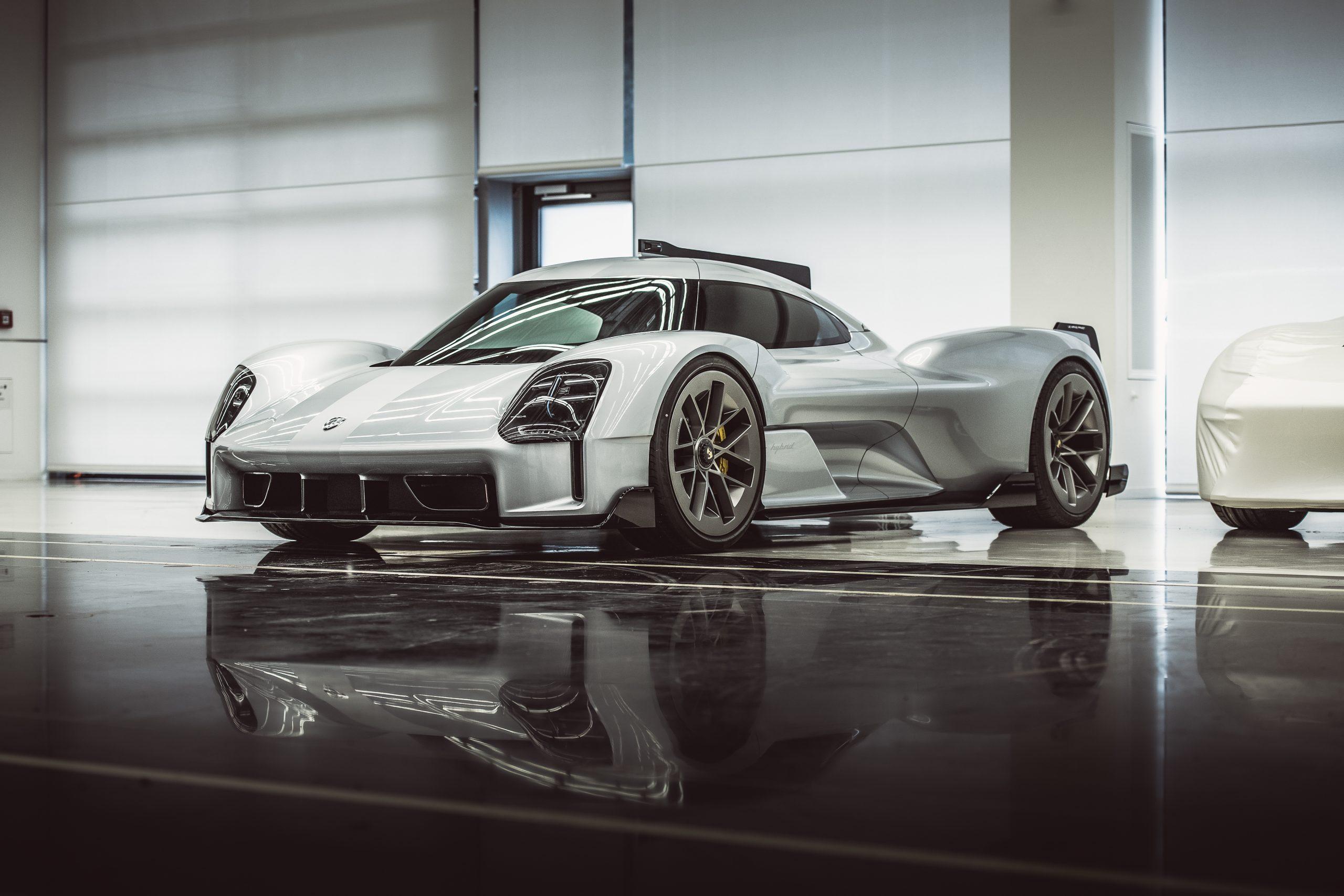 """""""Porsche Unseen"""" biedt een glimp van niet-uitgebrachte conceptauto's"""