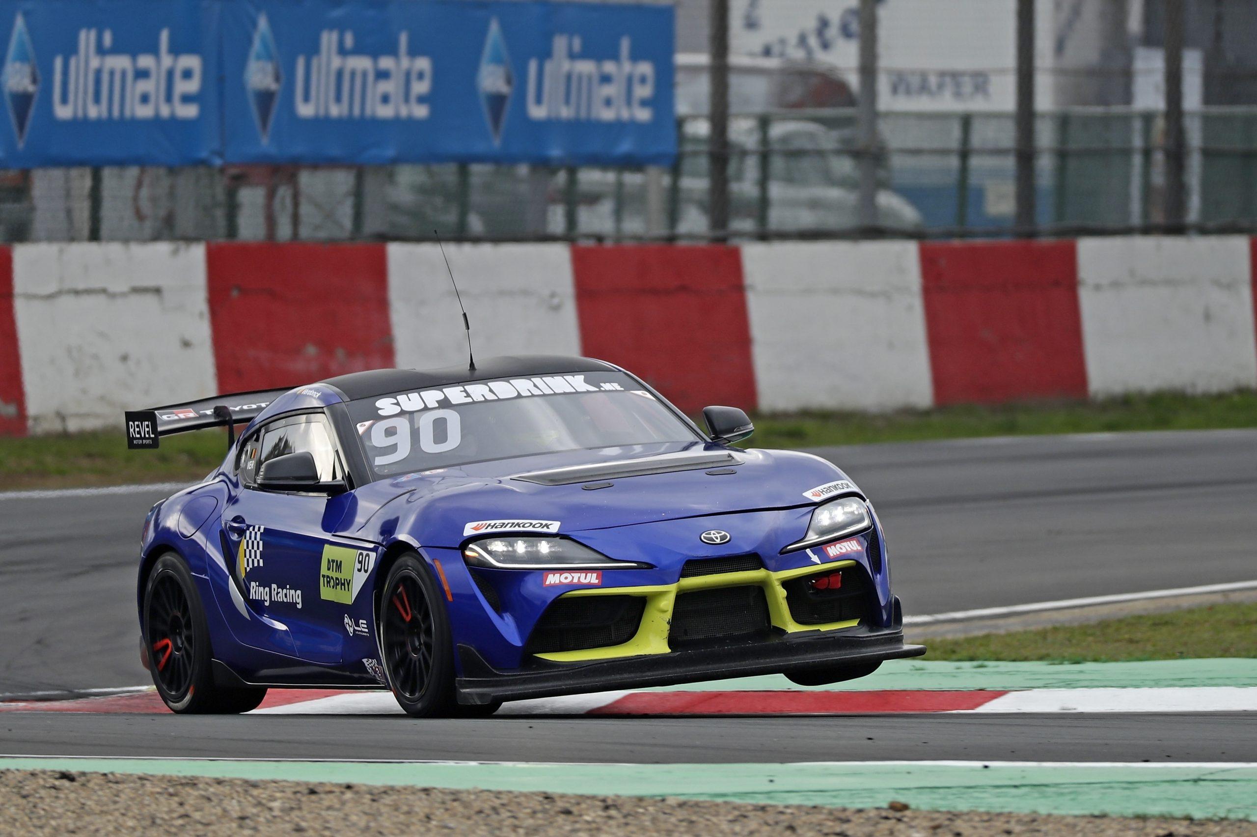 Een mooi seizoen in het vooruitzicht voor Nico Verdonck