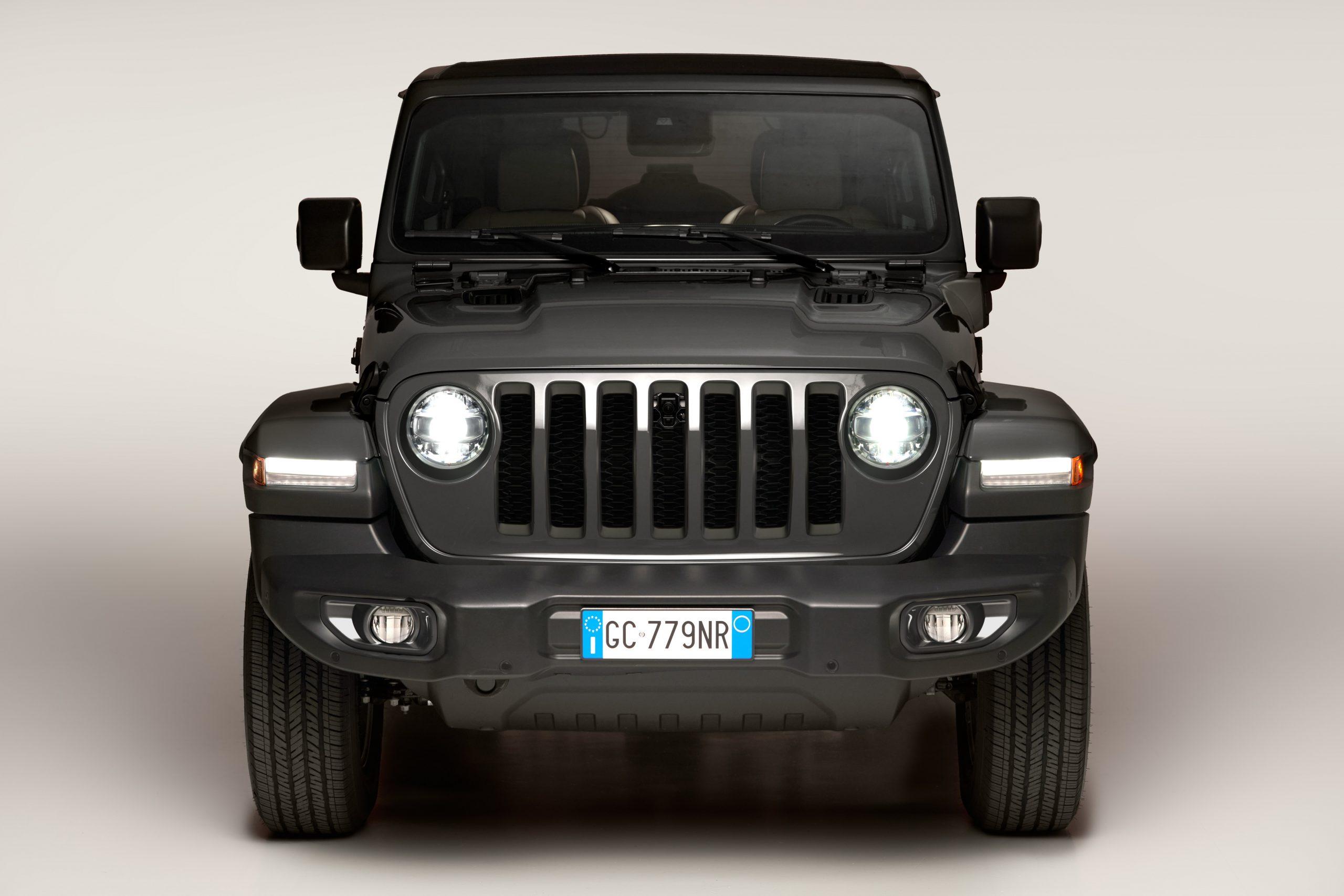 """Lancering van de Jeep Wrangler 4xe """"First Edition"""""""