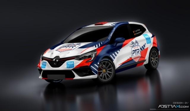 PTR investeert in de Renault Clio Trophy België