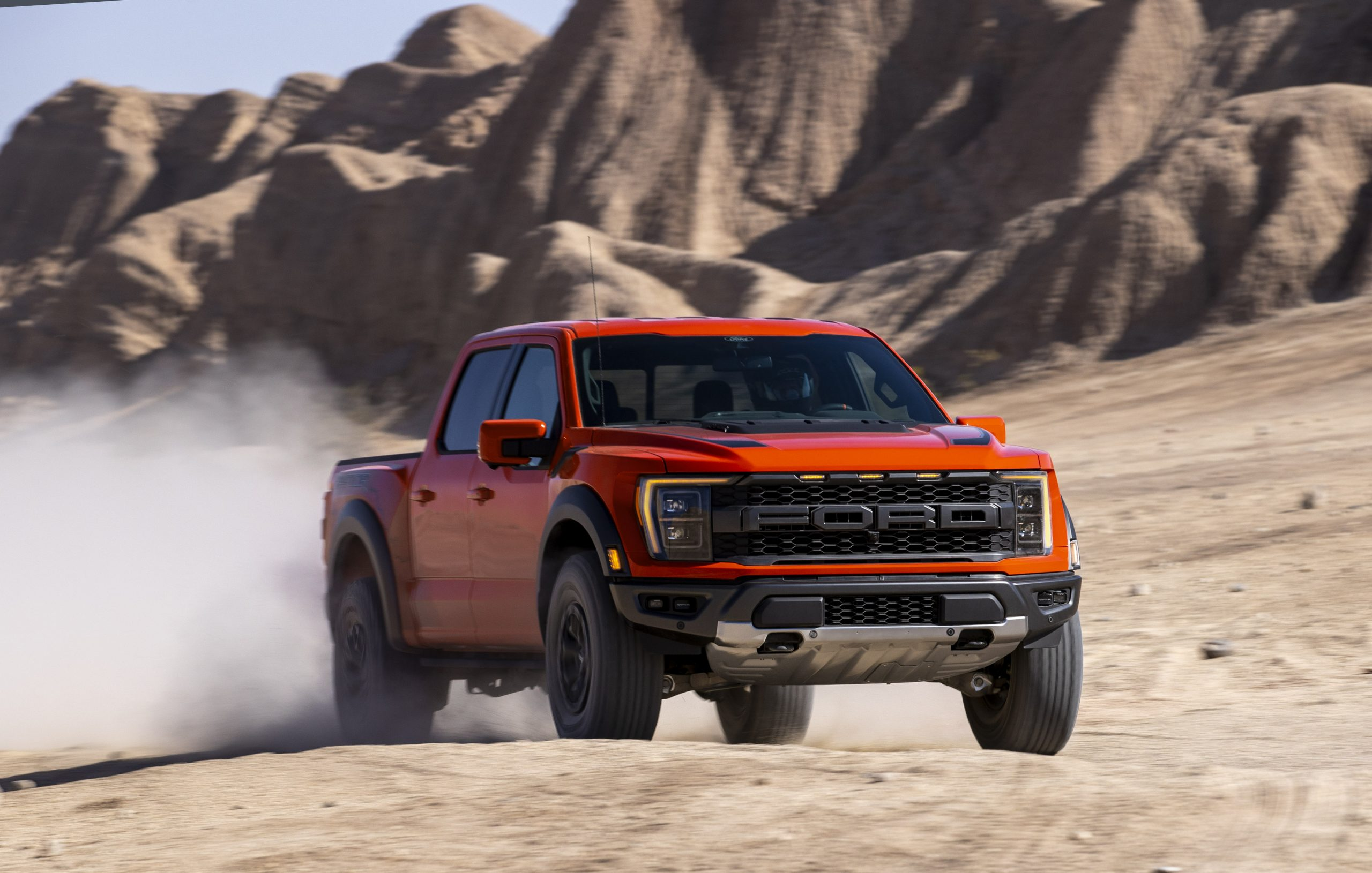 Desert predator: Ford unleashes the all new F-150 Raptor