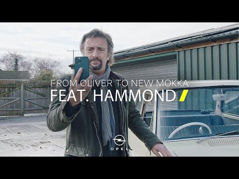 Op YouTube: de liefde van Richard Hammond voor Opel