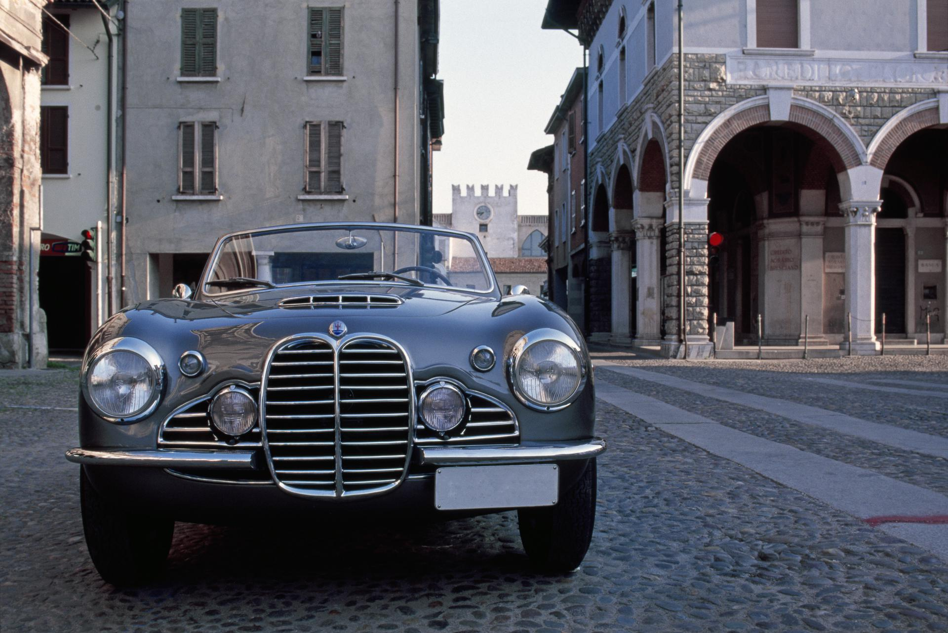 Maserati brengt een ode aan de A6G 2000