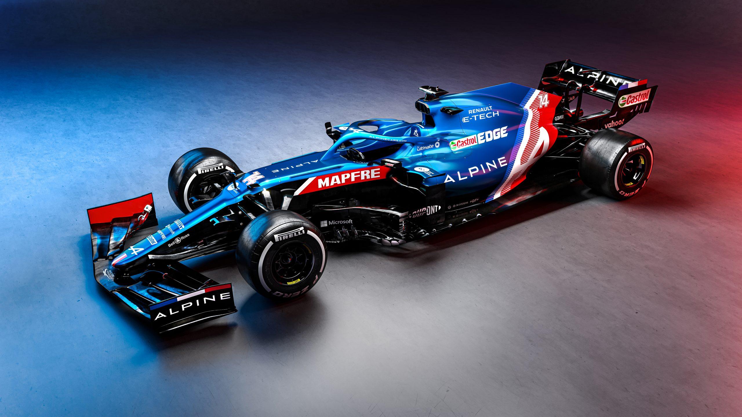 ALPINE F1 TEAM GEEFT STARTSCHOT VOOR SEIZOEN 2021