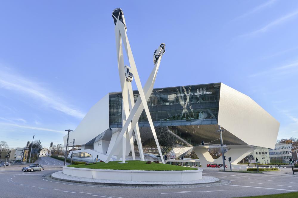 Heropening van het Porsche Museum op 16 maart 2021