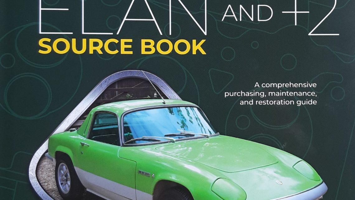 Boekbespreking :  LOTUS ELAN and +2 Source Book   (Matthew Vale)
