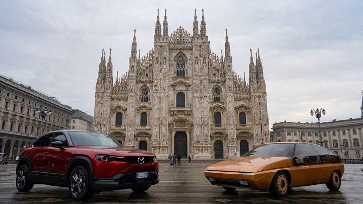 Viering van 60 jaar Italiaanse invloed op Mazda-design