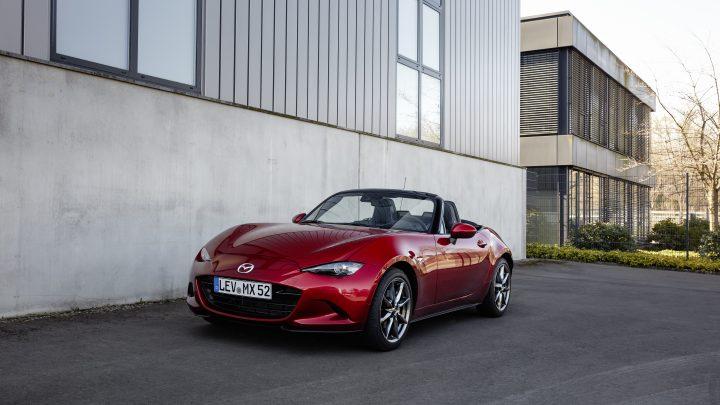 Mazda Belux kiest voor ALD Automotive