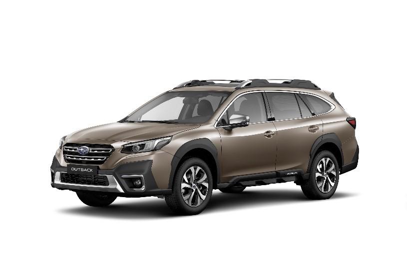 Subaru kondigt nieuwe Outback aan voor Benelux