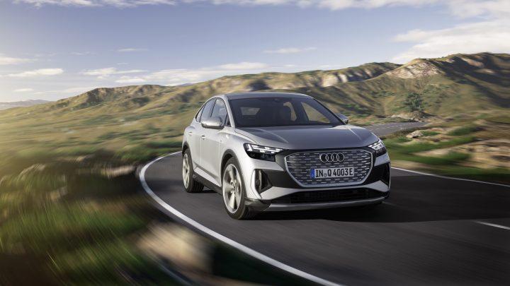 Elektrisch, efficiënt en emotioneel aantrekkelijk: Audi Q4 e-tron en Q4 Sportback e-tron