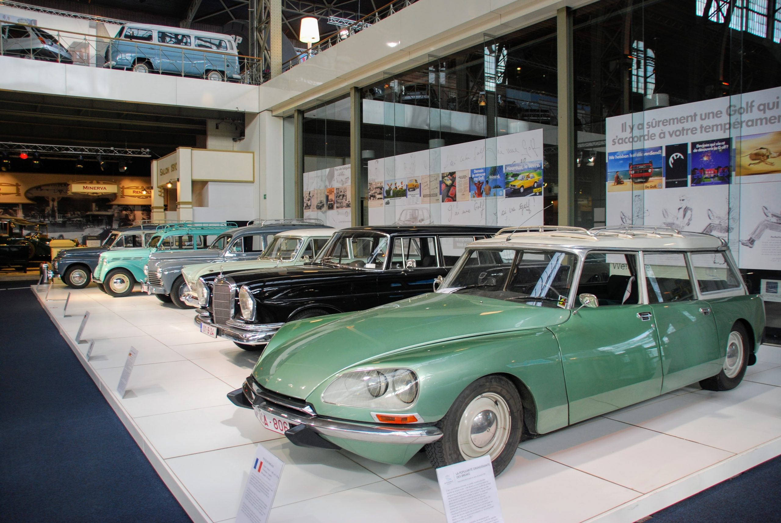 Expo Autoworld: Breaks & Station Wagons