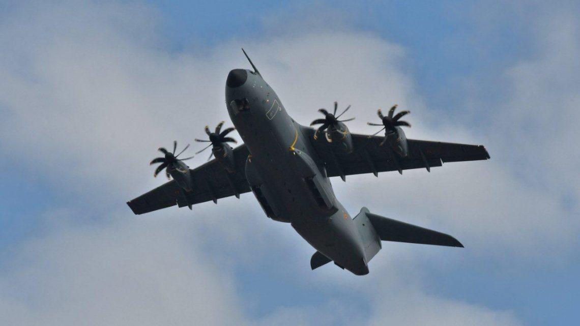 Nieuw speeltje vd Belgische Luchtmacht