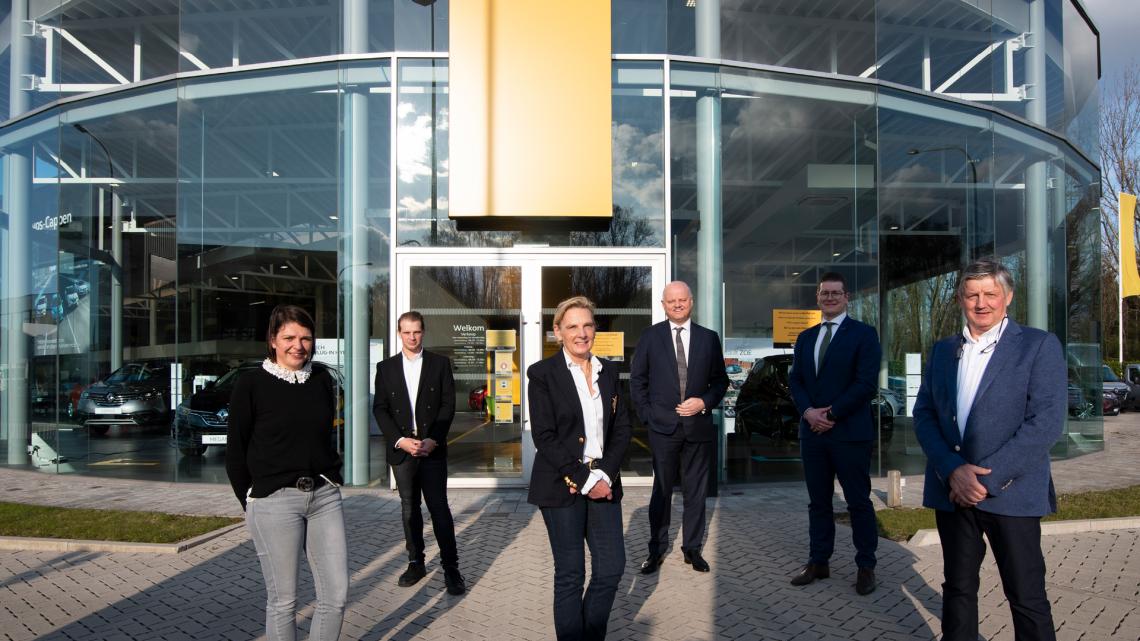 Van Mossel nu ook present in West-Vlaanderen door joint venture met Devos-Capoen