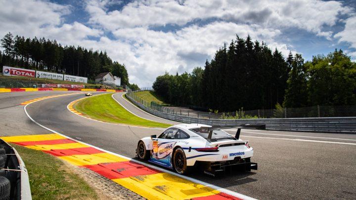 Porsche gaat op jacht naar de titel van 2021 bij de Belgische uithoudingsklassieker