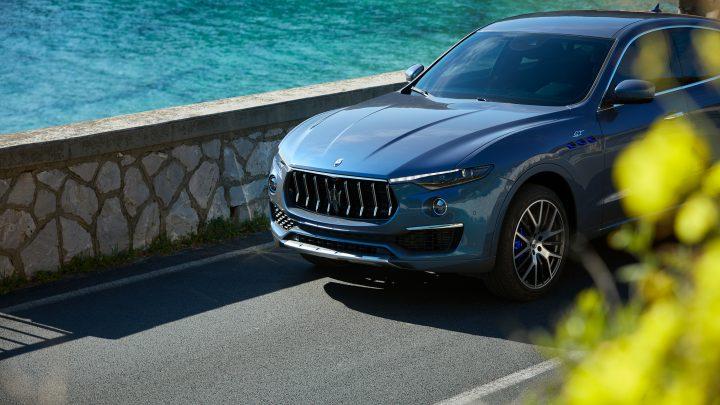 Maserati onthult Levante Hybrid