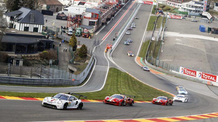Nadrukkelijke zege voor Porsche op seizoensopener WEC in de Ardennen