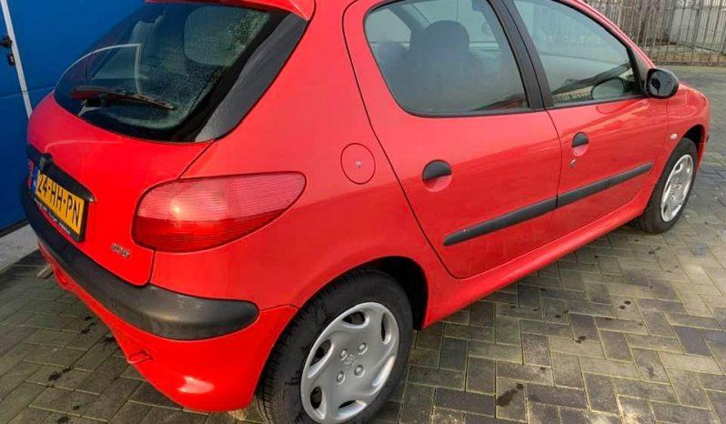 Peugeot 206 1.4 XR vol