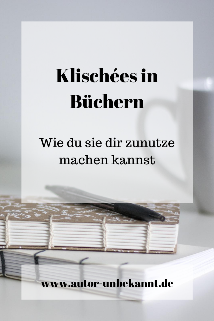 Klischées in Büchern