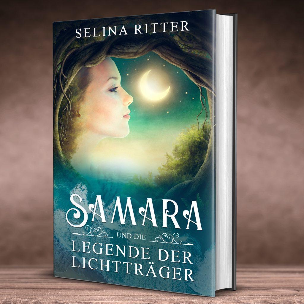 Fantasybuch Samara und die Legende der Lichtträger