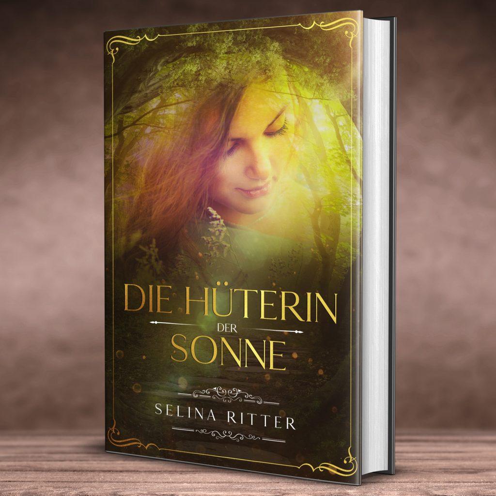 Fantasybuch Die Hüterin der Sonne