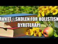 AVHTT®SKOLEN FOR HOLISTISKE DYRE TERAPI