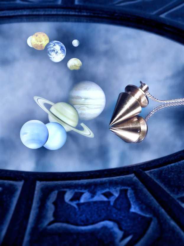 Astrologiska och personliga poäng
