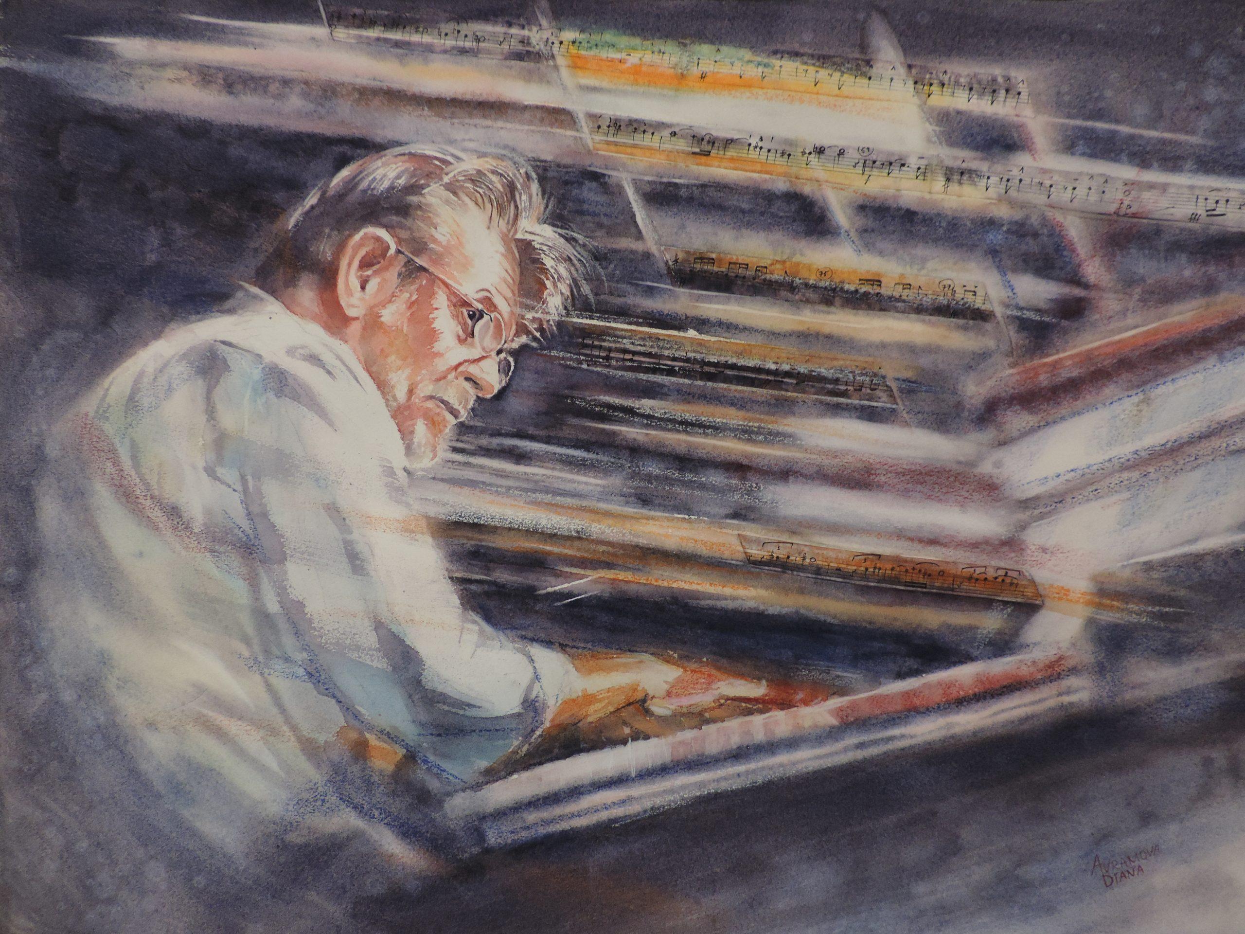 Piano Impressie