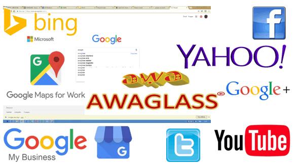 AWAGLASS® et les réseaux sociaux