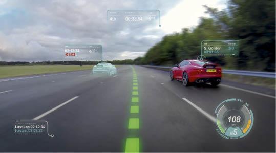 You are currently viewing Saint-Gobain Sekurit développe un pare-brise digital pour les voitures autonomes