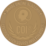 Certified Open Source Investigator