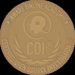 Certified Open Source Investigator
