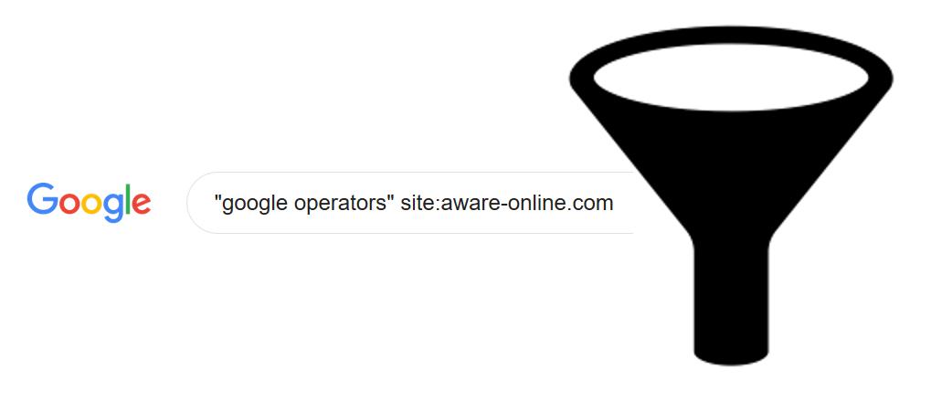 Google Operators