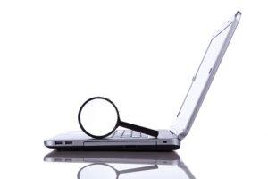 Onderzoek aan websites